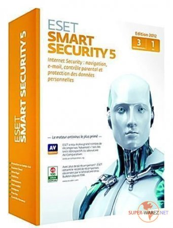 ESET NOD32 Smart Security v 5.0.94.8 Final