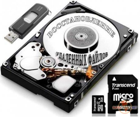 Raise Data Recovery for FAT / NTFS v 4.9.2
