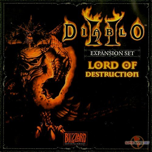 Diablo II + Lord of Destruction (2001/RUS/ENG/RePack)
