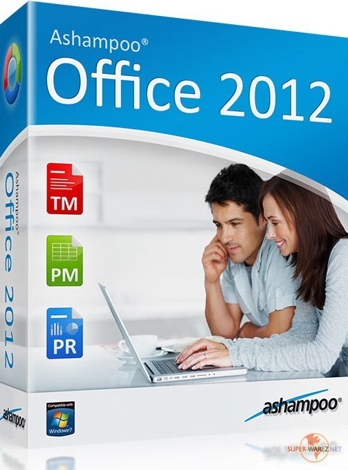 Ashampoo Office 2012 12.0.0.960 Multi  Portable by Baltagy
