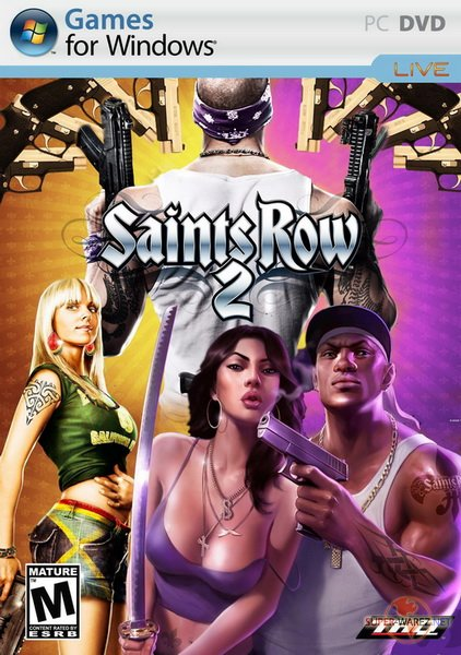Saints Row 2 v.1.2 (2009/RUS/ENG/ReРack by R.G. UniGamers)