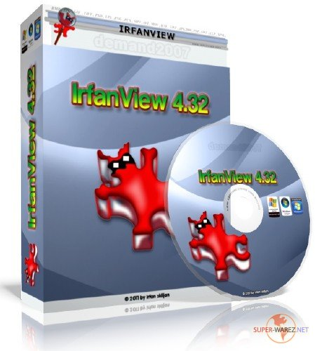 IrfanView 4.32 + Plugins Rus Repack by Mixer