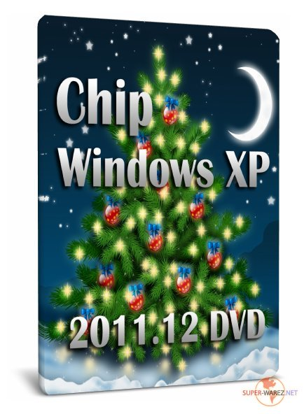 Chip Windows XP 2011.12 DVD