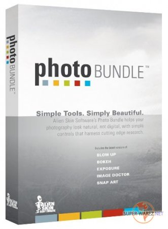 Alien Skin Software Photo Bundle collection 6-in-one