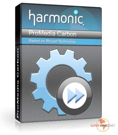 Harmonic ProMedia Carbon Coder v3.19.1.35728 Eng  Portable by goodcow