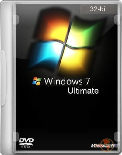 Windows 7 Ultimate SP1 WPI By StartSoft 32bit v 4.1.12 (RUS)