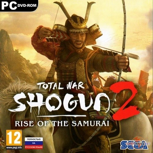 Total War: Shogun 2 - Rise of the Samurai (2011/RUS/MULTi8/Steam-Rip/RePack)