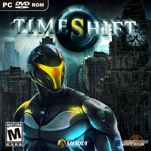 TimeShift *v.1.2* (2007/RUS/ENG/RePack by R.G.Packers)