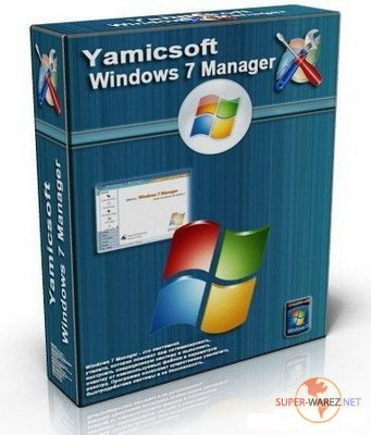 Windows 7 Manager 3.0.8.1 Final (x86/x64)