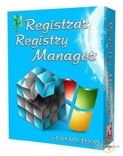 Registrar Registry Manager Pro 7.01.701.31220 Portable by Valx (Русский)