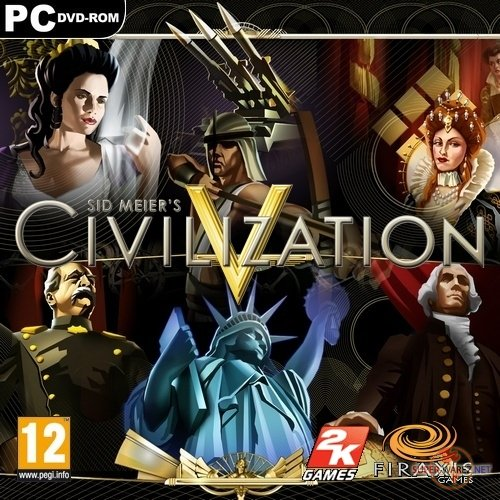 Sid Meier's Civilization V: GOTY Edition (2010/RUS/ENG/RePack)