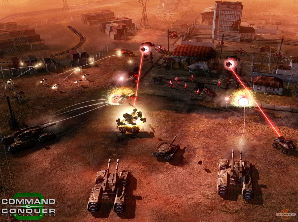 Command & Conquer 3 Kane`s Wrath Год выпуска 2008 Жанр Strategy