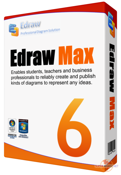 Edraw Max v6.3.0.1956 Eng Portable by goodcow