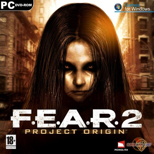 F.E.A.R. 2: Project Origin (2009/RUS/RePack)