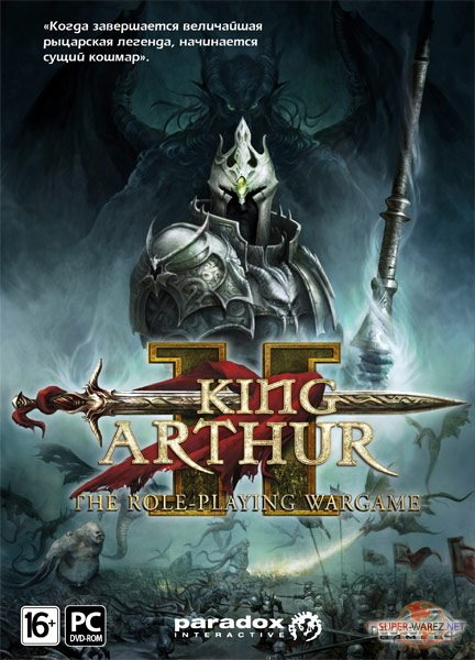 King Arthur 2: The Role-Playing Wargame (2012/ENG/Full/RePack)