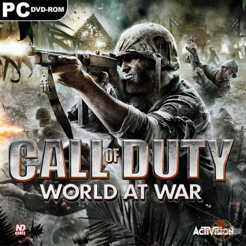 Call of Duty: World At War (2008/RUS/ENG/RePack)
