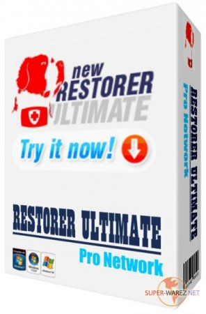 Restorer Ultimate Pro Network v 7.0 Build 701112 Portable