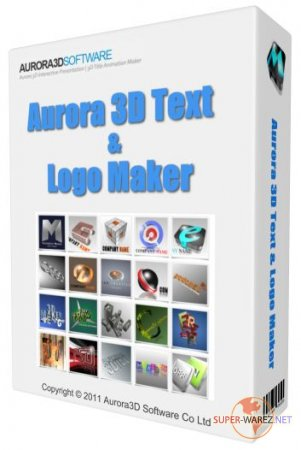 Aurora 3D Text & Logo Maker v 12.01221159