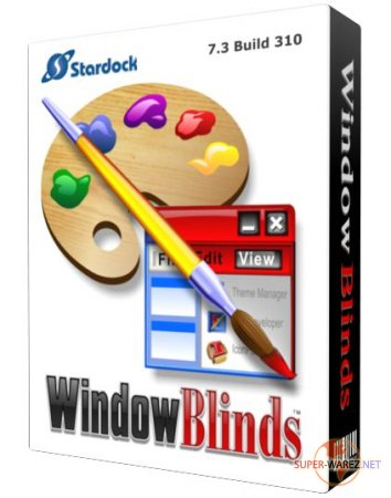 Stardock WindowBlinds v 7.3 Build 310