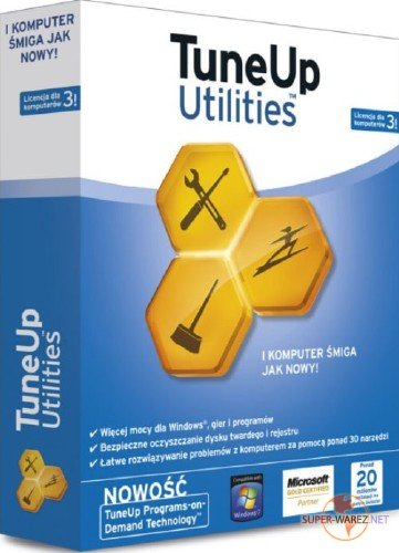 TuneUp Utilities 2012 12.0.2300.140 Final Repack by mixer (2012/Rus)