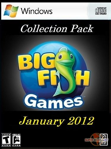 BigFish Games Pack Collection. January (2012/Eng)