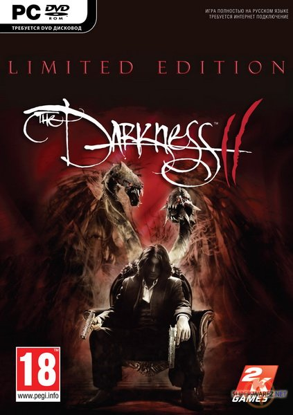 The Darkness 2: Limited Edition (2012/RUS/Steam-Rip/RePack)