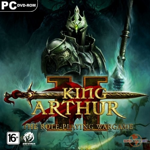 King Arthur II: The Role-Playing Wargame (2012/RUS/ENG/RePack)