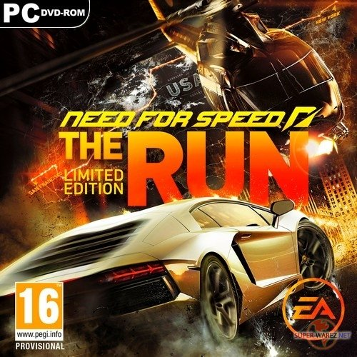 Need for Speed: The Run. Limited Edition (2011/RUS/Full/RePack)