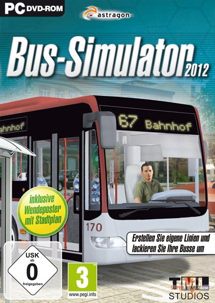 Bus Simulator 2012 (2012/GER)