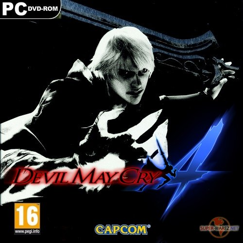 Devil May Cry 4 (2008/RUS/RePack by R.G. Black Steel)