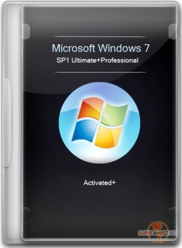Windows 7 SP1 4 in 1 Русская (x86+x64) 21.02.2012