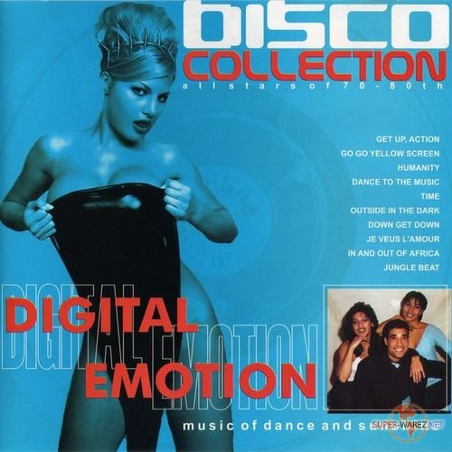 Digital Emotion - Disco Collection (2002) / Era - Greatest Hits (2010)