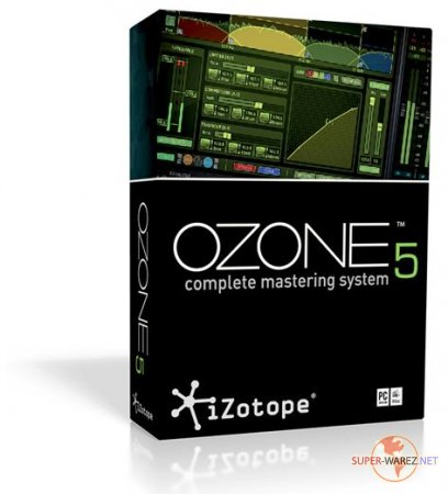 IZotope Ozone 5 Advanced v 5.02 VST RTAS