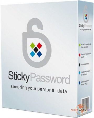 Sticky Password Pro v 6.0.1.282