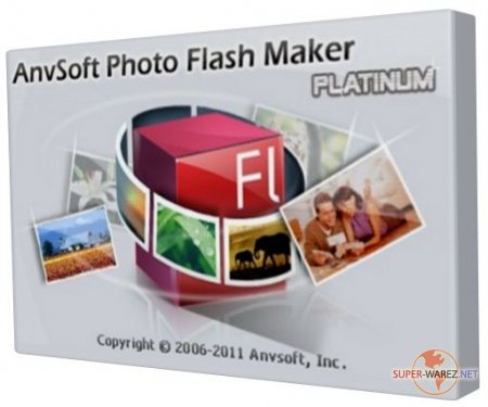 AnvSoft Photo Flash Maker Platinum v 5.43
