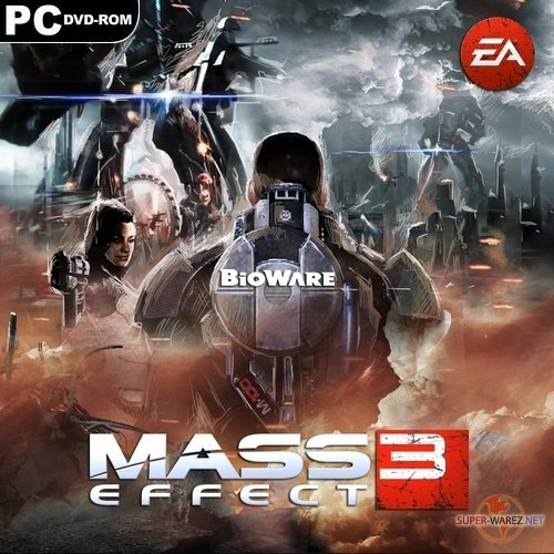 Mass Effect 3. Digital Deluxe Edition (2012/RUS/ENG/Full/RePack)