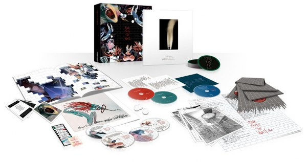 Pink Floyd. The Wall: Immersion Box Set 6CD (2012)