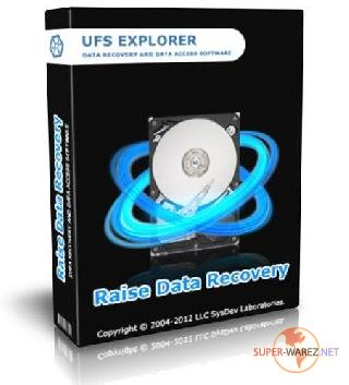 Raise Data Recovery for FAT / NTFS 5.2 Datecode 04.03.2012