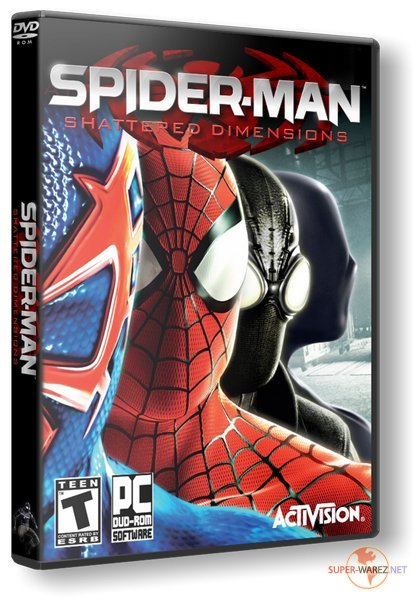 Spider-Man: Shattered Dimensions (2010/RUS/ENG/RePack by R.G.UniGamers)