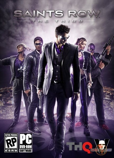 Saints Row: The Third (2011/RUS/ENG/RePack by AGB)