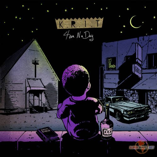 Big K.R.I.T. - 4Eva N A Day (2012)