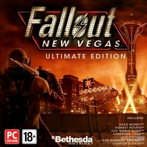 Fallout: New Vegas - Ultimate Edition (2012/RUS/ENG/RePack)