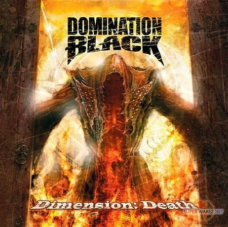 Domination Black - Dimension: Death (2012)