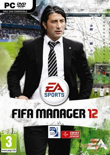 FIFA Manager 12 *UPD* (2011/ENG/RUS/RePack)
