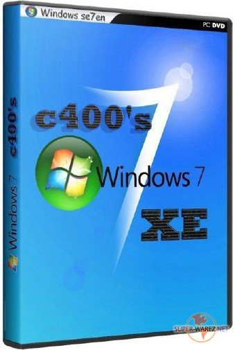 c400's Windows 7 XE (x86/x64) v3.1 Rus/Eng