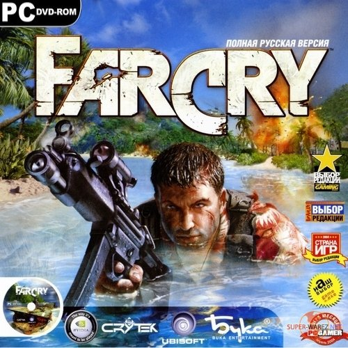 Far Cry (2004/RUS/RePack by R.G.Element Arts)