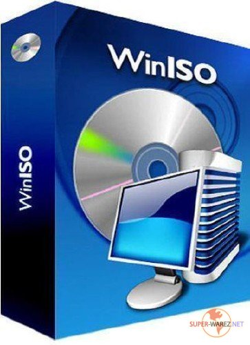 WinISO Standard 6.1.0.4454 Portable by Boomer