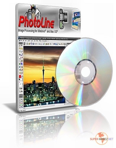 PhotoLine 17.03 RUS Portable by Boomer