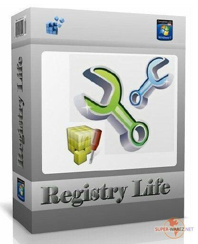 Registry Life 1.33 Final DC 14.03.2012 Portable by Valx