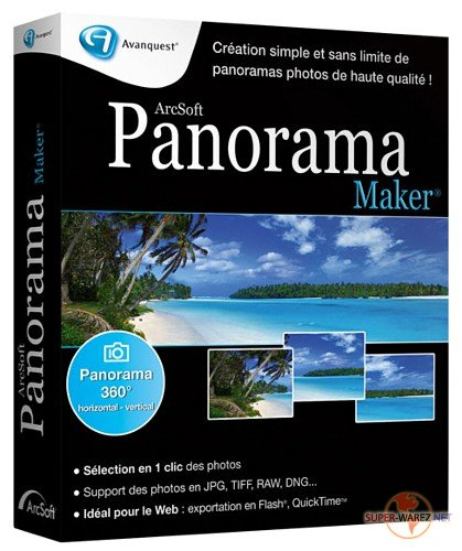 ArcSoft Panorama Maker 6.0.0.94